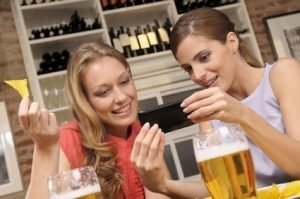 La birra è social