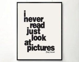 Immagini e web: annoiano meno