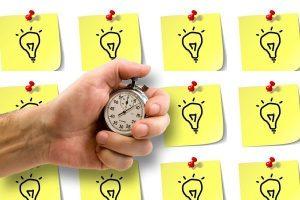 Timebox e post-it per riunioni efficaci