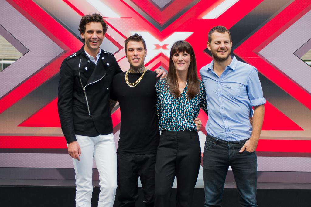 I 4 giudici di X-Factor, un esempio di product management.