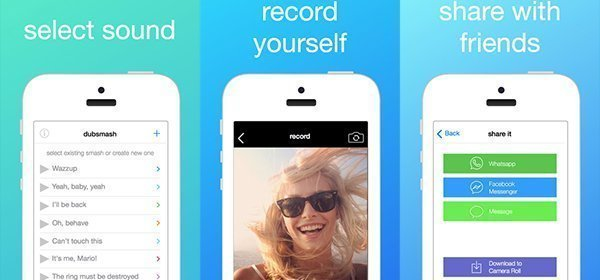 dubsmash-app-videoselfie
