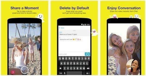 Foto Snapchat