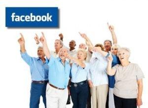 Facebook per anziani
