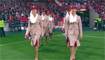 Benfica Safety video Emirates 2
